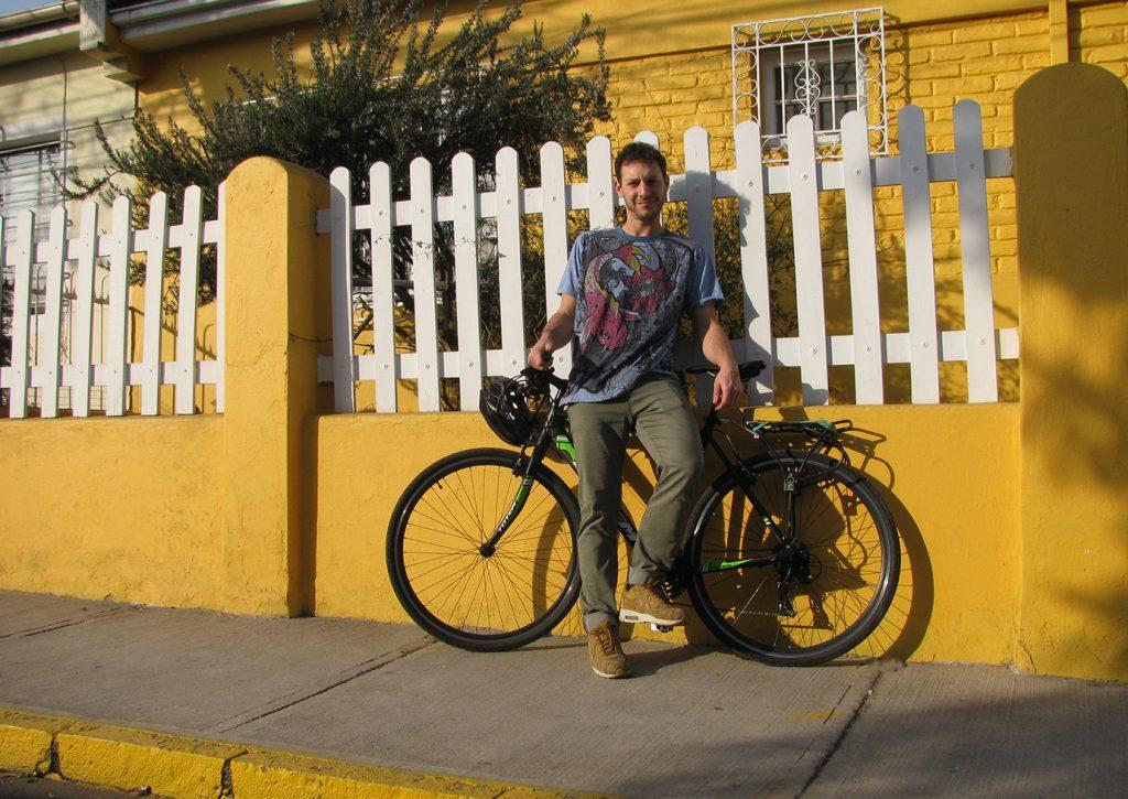 """Antonio Campos: """"Para mí, la bicicleta, es casi una ideología en la que milito fervientemente"""""""
