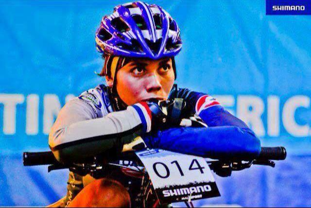"""""""La bicicleta es, simplemente, parte de mí"""""""