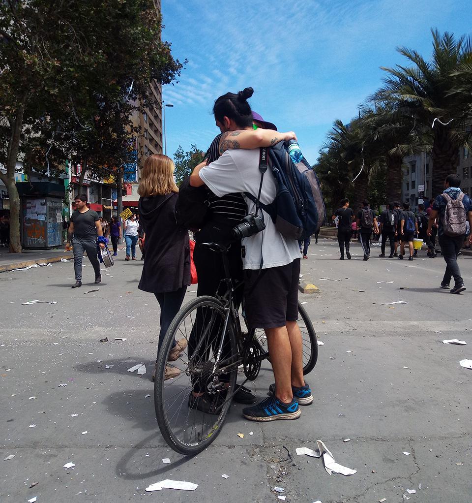 """""""La revolución empieza en dos ruedas"""""""