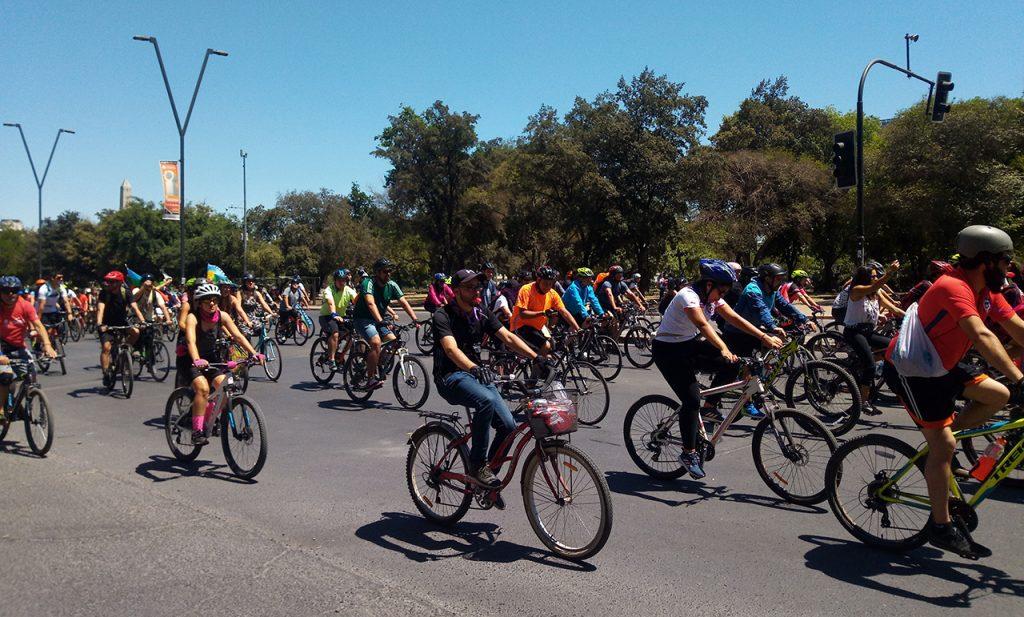 Octubre, la revolución de las bicicletas